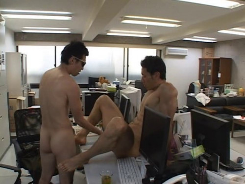 Ikuze vol.05 Asian Gays