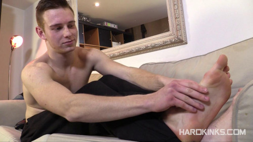 Feetchat Tyler Roding (2015) Gay Unusual