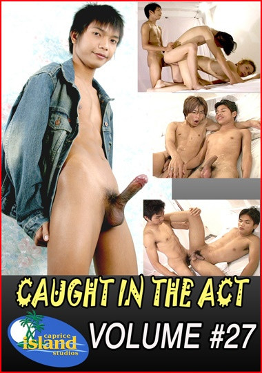 Caught in the Act vol.27 Asian Gays