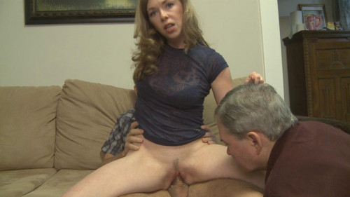 Loser Cuckold Daddy Femdom and Strapon