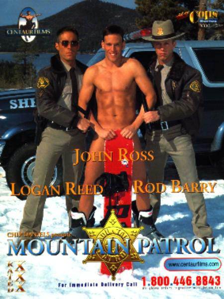 Centaur - Mountain Patrol: Hot Cops Series 2 Gay Full-length films