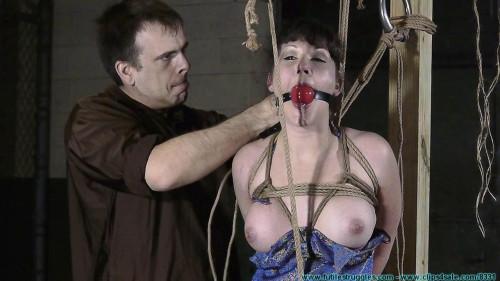 Safa Ends Up Tightly Hogtied - Part 1 BDSM