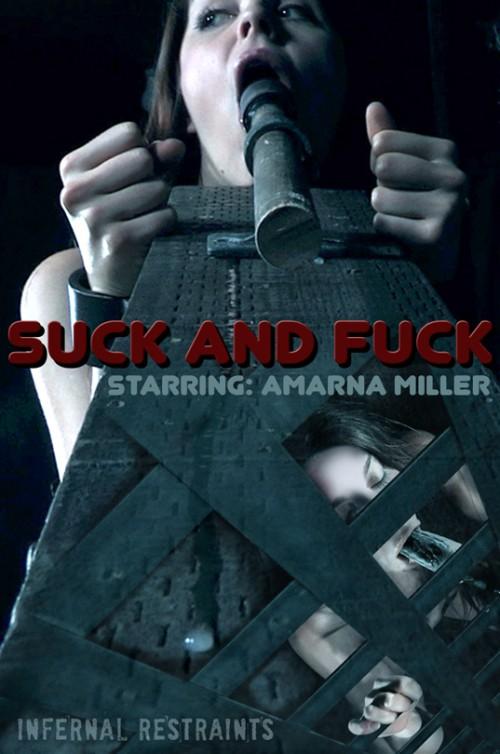 IRestraints - Amarna Miller - Suck And Fuck