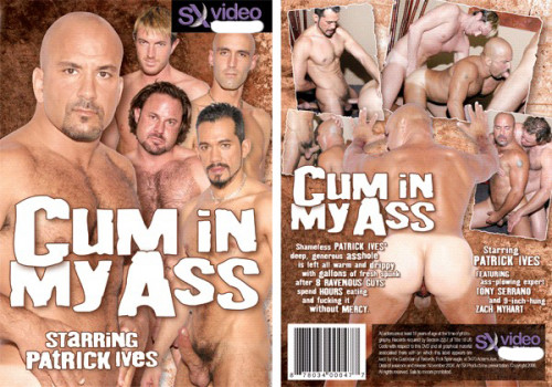 Cum In My Ass Gay Movie