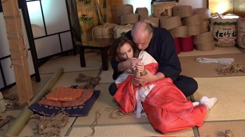 Kemono Japanese rope bondage Part FIRST