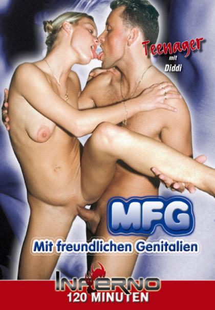 Mit Freundlichen Genitalien