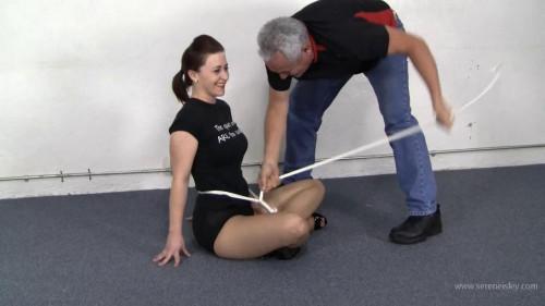 Serene Isley - Lew Ties, Serene Wiggles BDSM
