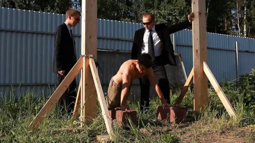 Trap for Escaped Captives 8 Gay BDSM