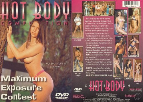 Hot Body Competition: Maximum Exposure Contest