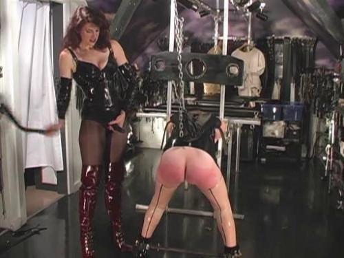 GwenMedia - Rubber Boot Slut BDSM Latex