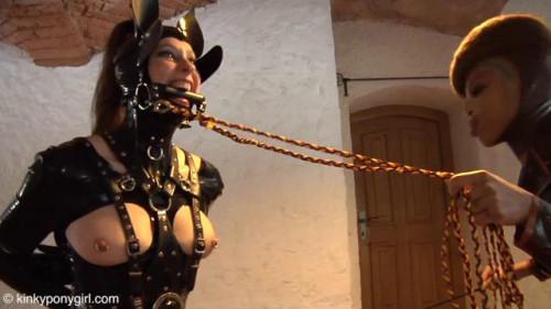 Valentina Trains The KinkyPonygirl - Scene 2