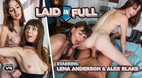 Alex Blake, Lena Anderson 3D stereo