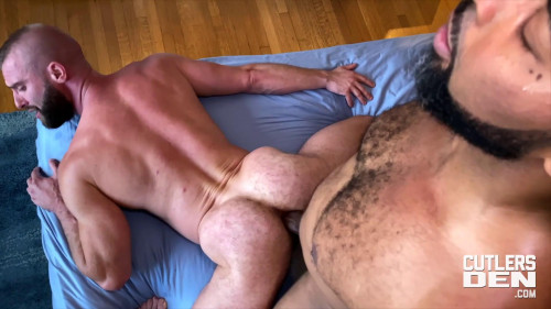 Cutlers Den - Ray Diesel and Donnie Argento
