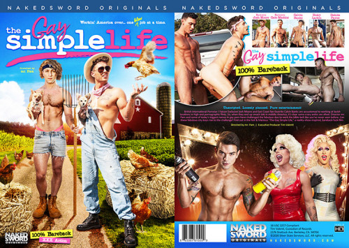 Naked Sword – The Gay Simple Life (2020)