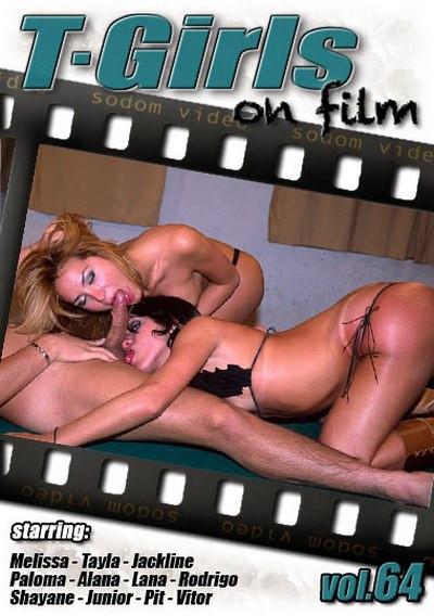 T-Girls On Film Part 64