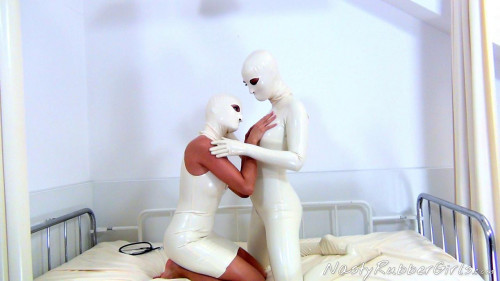 Rubber Clinic, Kinky Oral And Vaginal Treatment Part Three