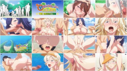Yarimoku Beach ni Shuugakuryokou de!! Anime and Hentai
