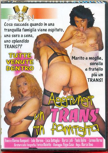 Aggiungi Un Trans In Famiflia