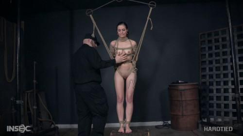 Luna Lovely - Suspended Climax BDSM