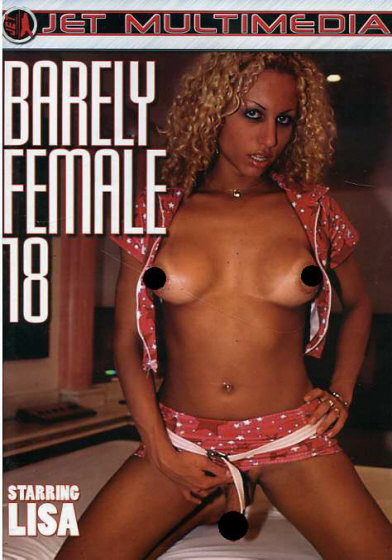 Barely Female vol 18