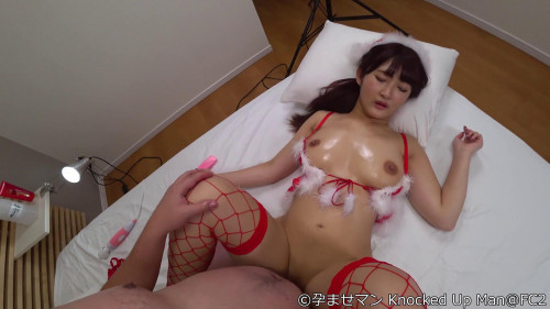 Christmas Fuck With Busty Asian Babe