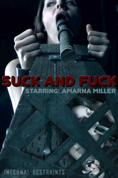 InfernalRestraints - Amarna Miller - Suck And Fuck