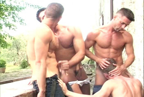 Rough Gangbang Hotel