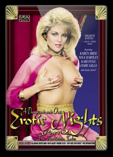 1001 Erotic Nights 2: The Forbidden Tales