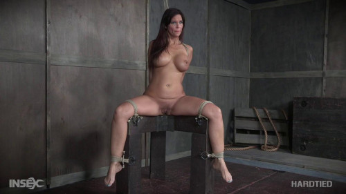 HdT- Bondage Syren De Mer and London River BDSM