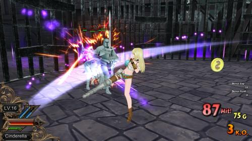 Cinderella Escape Revenge Hentai games
