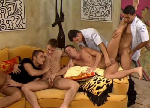 Underworld orgies Gay Retro