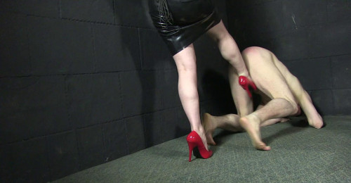 Ruthless Mistress Sophia Femdom and Strapon