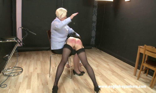 English-spankers - (spr-748) - Contract