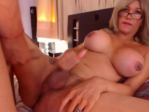Horny shemale Transsexual