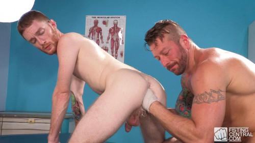 Dr Office Fisting, Scene 1 - Seamus OReilly & Hugh Hunter