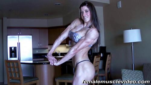 Carolina Benzadon Female Muscle