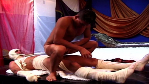 Sexo dos Faraones Gay Movie