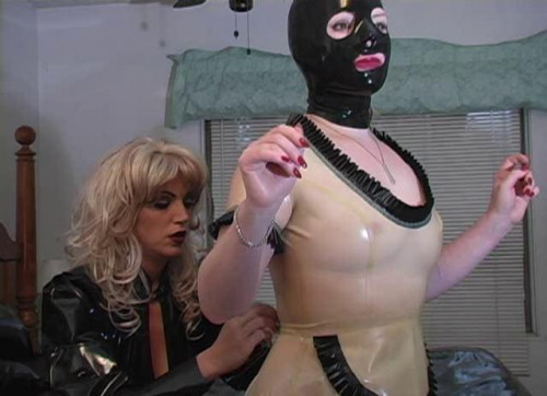 Domestic Maid Service BDSM Latex