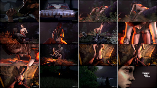 The Lie We Live - HD 720p 3D Porno