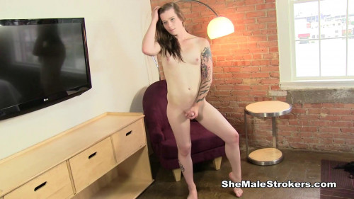 Southern Trans Girl Wants You Cover You with Sticky Hospitality!