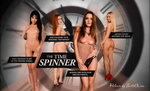 The Spinner (2015) Erotic games