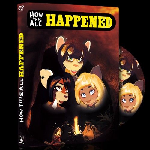 How This All Happened Cartoon Porn