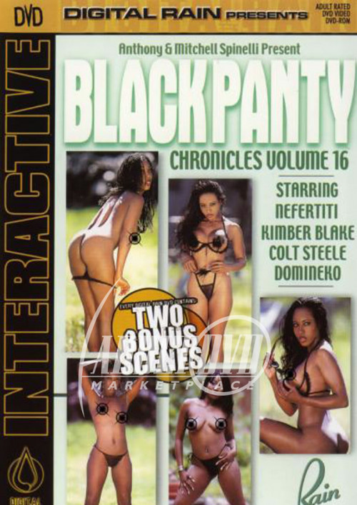 Black Panty Chronicles 16 Ebony