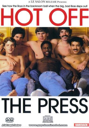 Le Salon - Hot Off The Press Gay Retro
