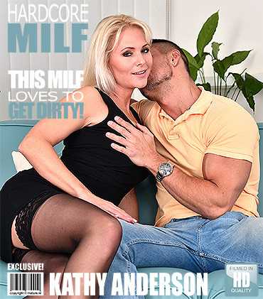 Kathy Anderson - Hot MILF fucking and sucking FullHD 1080p MILF Sex
