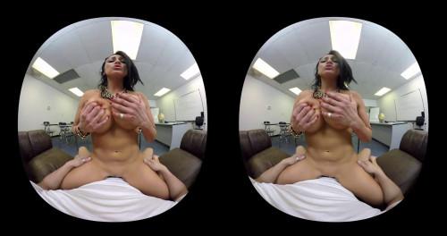 Audrey Bitoni - The Bad Student 3D stereo