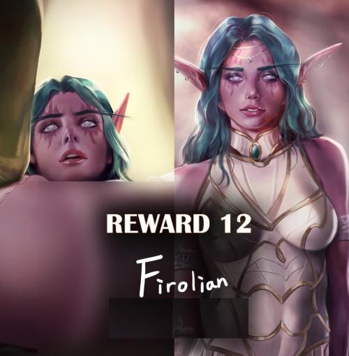Reward Vol. 12 Comics