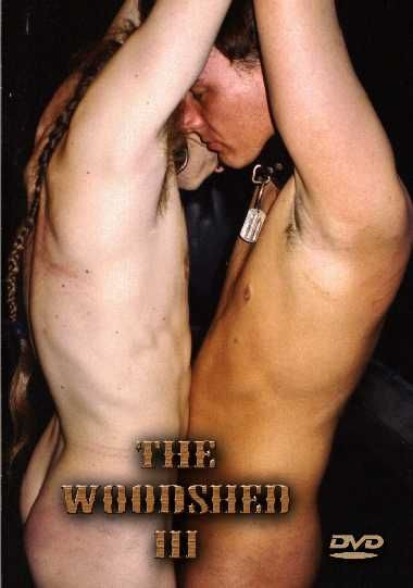 The Woodshed vol.3 Gay BDSM