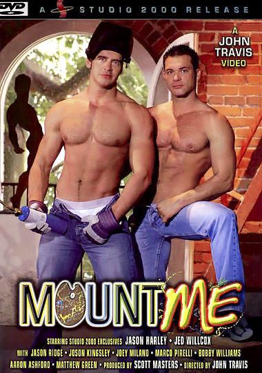 Mount Me - Jed Willcox, Jason Harley, Jason Ridge Gay Retro
