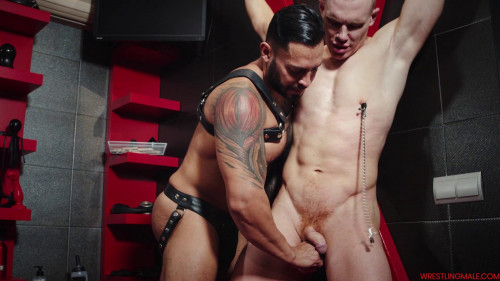 Hot Actions of Aaron Mark & Viktor Rom 1080p
